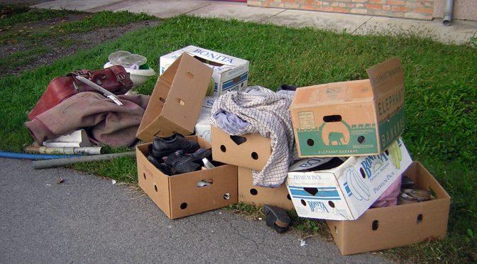 Tájékoztató a hulladékgyűjtés 2019. évi rendjéről